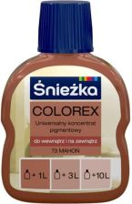 Śnieżka Colorex Pigment mahoń 73 100ml