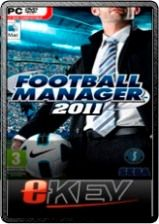 Football Manager 2011 PL (CD-Key)