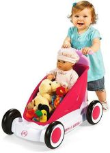 Radio Flyer Girls' Push Pull & Ride 312P