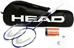 Head BASIC KIT - ZESTAW DO BADMINTONA