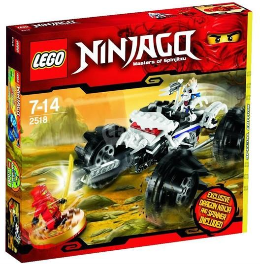 Lego Ninjago 1 02 Złota Brońavi Lego Ninjago L M2708mk