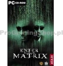 ENTER THE MATRIX (Gra PC)