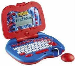 Lexibook Junior Laptop Spiderman Jc250Sppo