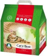 JRS Cat's cats Best Eco Plus c żwirek zbrylający się - 20 l (ok. 9 kg) - 0