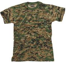 T-shirt Helikon USMC Digital Woodland (TS-TSH-CO-07)