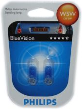 W5W BlueVision PHILIPS