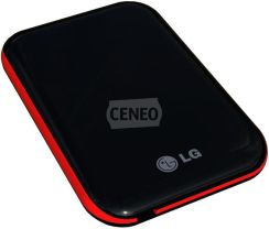 LG 750GB 2,5cala 5400 BLACK/RED (HXD5U75GLR)