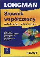 Longman Słownik współczesny angielsko-polski polsko-angielski z płytą CD