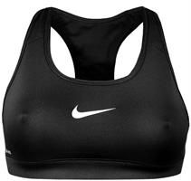 top sportowy damski Nike PRO BRA TOP 2010 black (FUND-001)