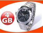 Zegarek szpiegowski z kamerą 4GB