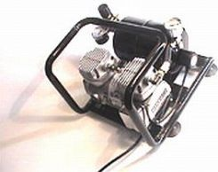 Su-Do Kompresor do Airbrusha TC 5000 Su-Do Professional Twin Cylinder Airbrush Compressor