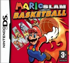 Mario Slam Basketball (Gra NDS)