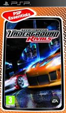 Need for Speed Underground Rivals (Gra PSP)