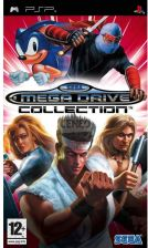 Sega Mega Drive Collection (Gra PSP)