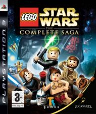 LEGO Star Wars The Complete Saga (Gra PS3)