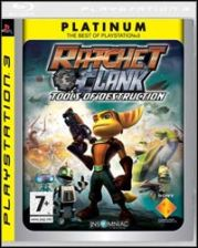 Ratchet & Clank Future: Tools of Destruction (Gra PS3)