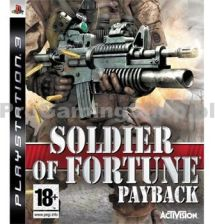 Soldier of Fortune: Payback (Gra PS3)