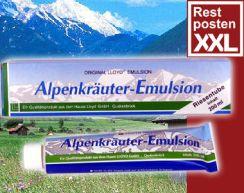 Naturell Emulsja ziołowa ALPENKRÄUTER Emulsion 200ml