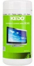 KEDO Chusteczki do czyszczenia ekranów (KCA05)