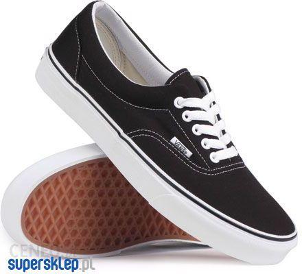 buty vans era czarne