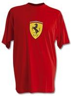 T-shirt duży Scudetto Ferrari F1 Team