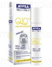 Nivea Q10 roll on pod oczy - 10 ml - 0