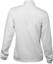 kurtka sportowa damska Adidas BARRICADE TEAM JACKET white/light onix (TUAD-190 / V39008)