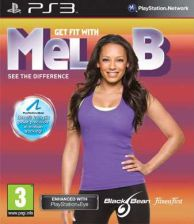 Get Fit With Mel B Move (Gra PS3)
