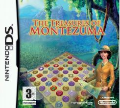 The Treasures of Montezuma (Gra NDS)