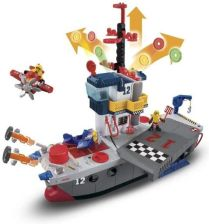 Fisher Price Imaginext Lotniskowiec T4949 - 0