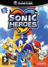 Sonic Heroes [ayers Choice] (GC)