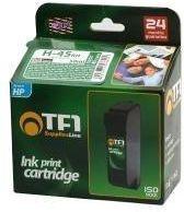 TelForceOne Kompatybilny kartridż 51645A (HP 45) Czarny (H-45RH)