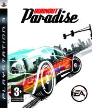 Burnout Paradise (Gra PS3)