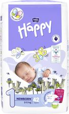 Bella Baby Happy Newborn 1 (2-5Kg) 42Szt