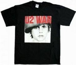 U2: War (XL) [T-Shirt]