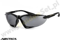 Okulary Arctica Spider S-50 Black 2011
