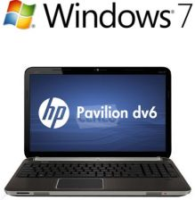 HP Pavilion dv6-6010sw 320GB Windows 7 (LE945EA)