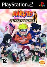 NARUTO ULTIMATE NINJA (Gra PS2)