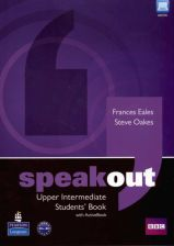 Speakout -Upper-Intermediate Student&s Book + DVD
