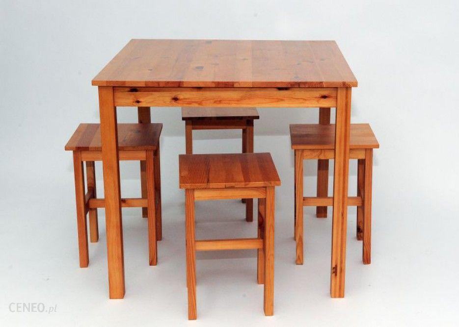 Furnitex zestaw stół i 4 krzesła  Opinie i atrakcyjne   -> Kuchnia Meble Ceneo