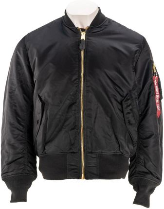 Kurtka Alpha Industries MA-1 Flyers Black