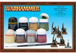 Games Workshop - Warhammer Paint Set