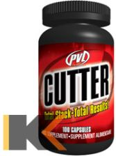 PVL Nutrients Cutter 100 kaps