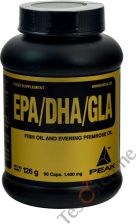 PEAK PERFORMANCE EPA/DHA/GLA 90 kaps