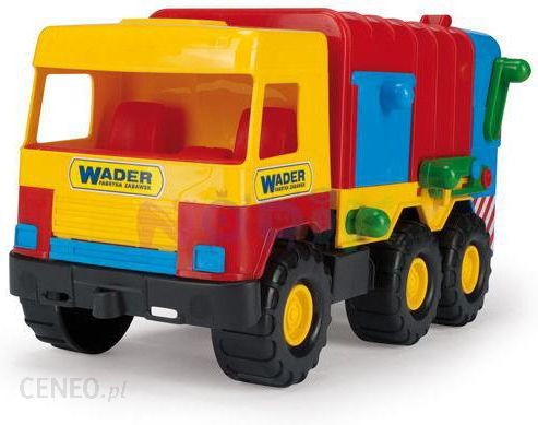 Wader Middle Truck Śmieciarka 32001