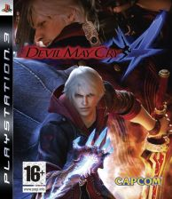 Devil May Cry 4 (Gra PS3)