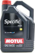 MOTUL SPECIFIC DEXOS 2 5W30 5L