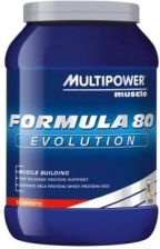 Multipower Muscle Formula 80 Evolution 750 G
