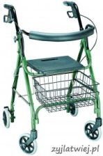 Podpórka inwalidzka 4-kołowa