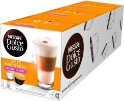 Nescafe Dolce Gusto Latte Macchiato Light 16 kaps.